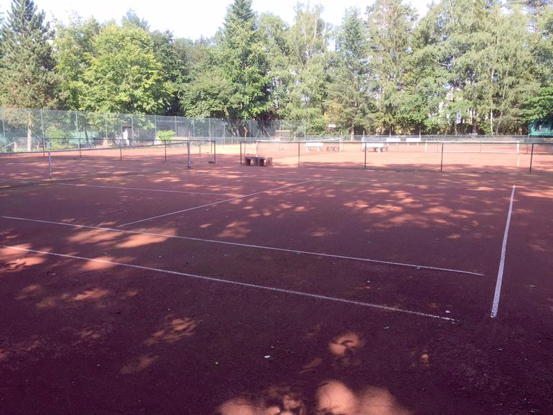Tennisanlage Sprötze