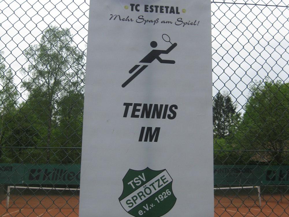 TSV Sprötze - Tennis