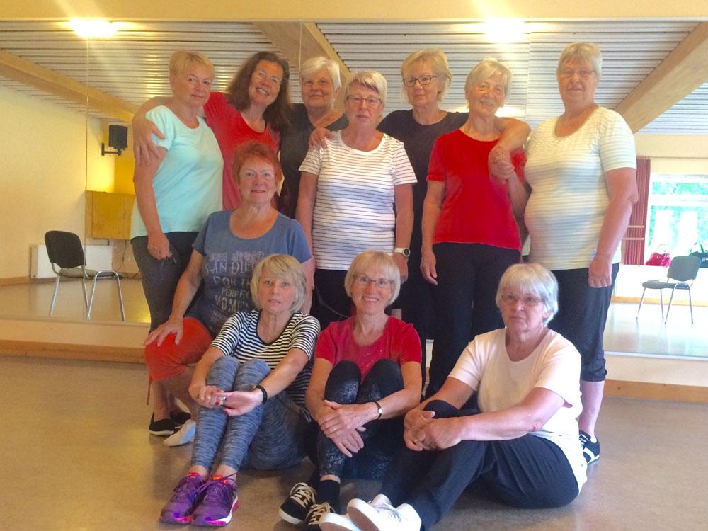 TSV Sprötze - Osteoporoseturnen