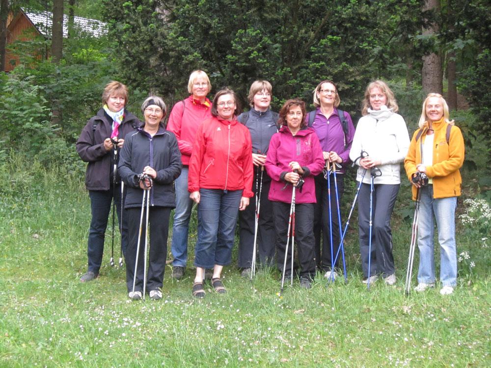 TSV Sprötze - Nordic-Walking