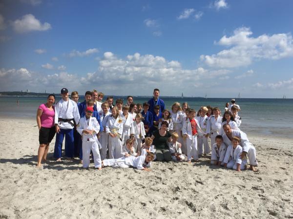 Judozeltlager 2016